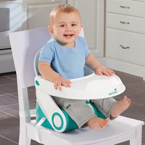 silla de comer boster portatil sit n style summer babymovil