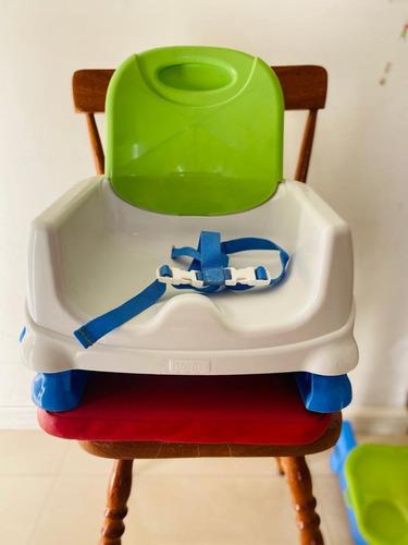 silla de comer fisher price para bebe