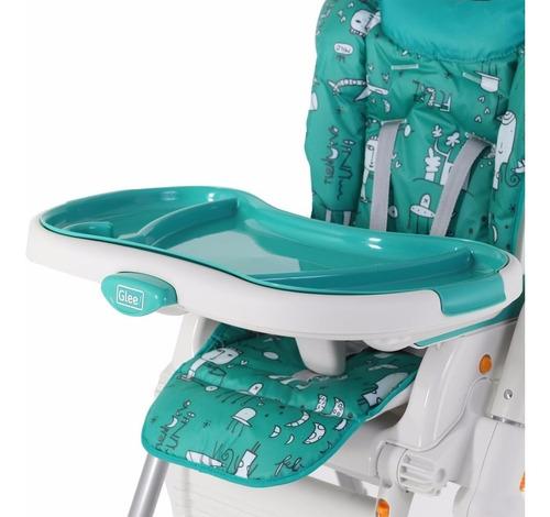 silla de comer glee alta milo 3 posiciones a660 *10