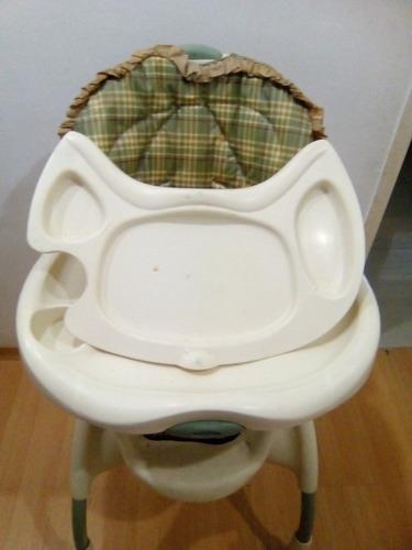 silla de comer graco