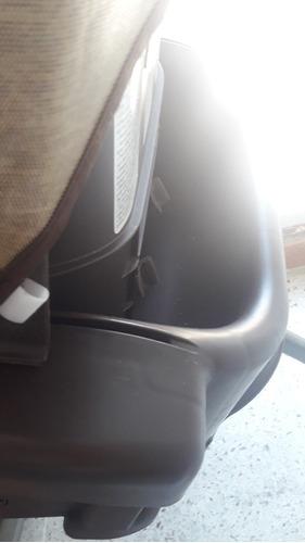 silla de comer graco unisex color marron usada en excelente