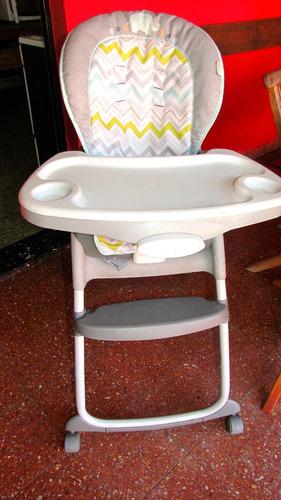 silla de comer ingenuity 3 en 1  - excelente!
