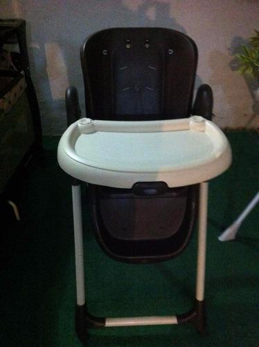 silla de comer marca graco