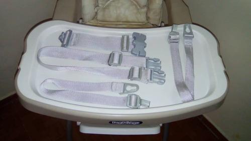 silla de comer marca peg perego