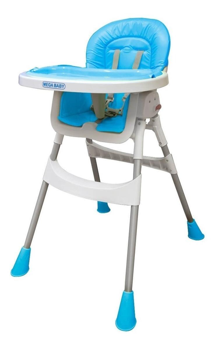 004ef141e silla de comer mega baby para bebe new york doble bandeja. Cargando zoom.