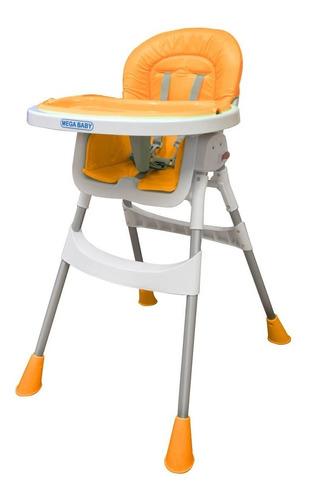 silla de comer mega baby para bebe new york doble bandeja