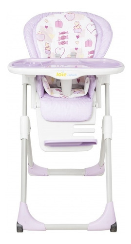 silla de comer mimzy lx joie infanti posiciones reclinado