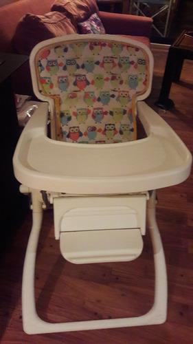 silla de comer niños