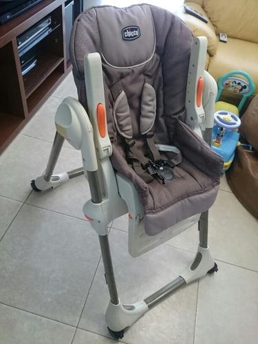 silla de comer para bebe chicco