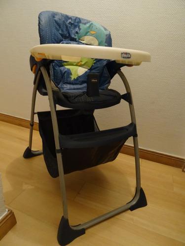 silla de comer para bebé marca chicco