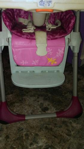 silla de comer para bebe marca chico