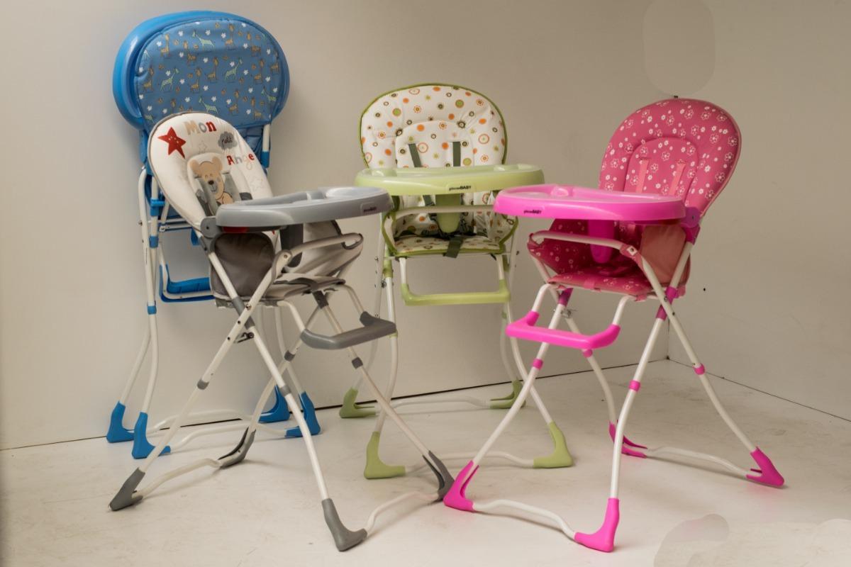 ec6dc1c2b silla de comer para bebé plegble doble bandeja desmontable. Cargando zoom.