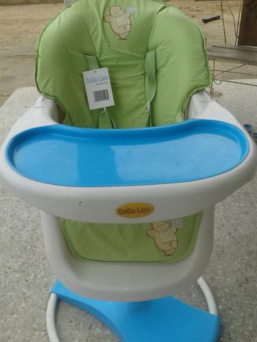 silla de comer para bebes