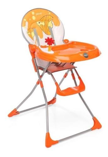 silla de comer plegable bandeja musical juego felcraft eco