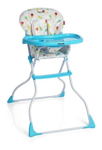 silla de comer plegable compacta liviana reforzada felcraft