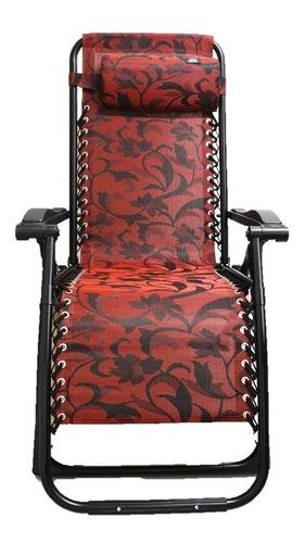 silla de descanso reclinable