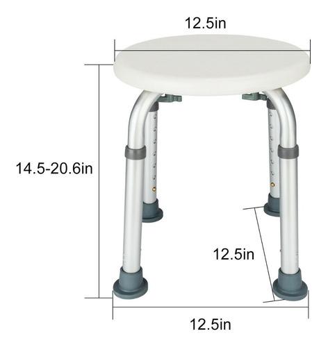 silla de ducha ajustable y asidero de seguridad agarre e120
