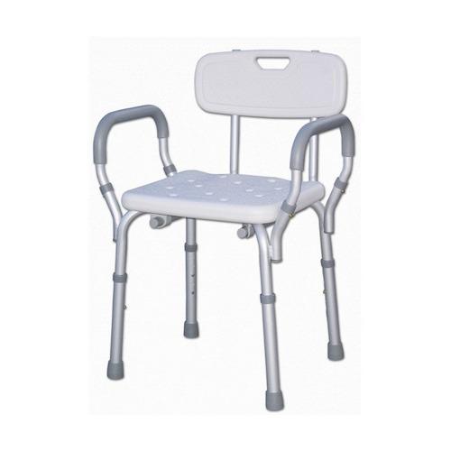 silla de ducha fija importado regulable de altura