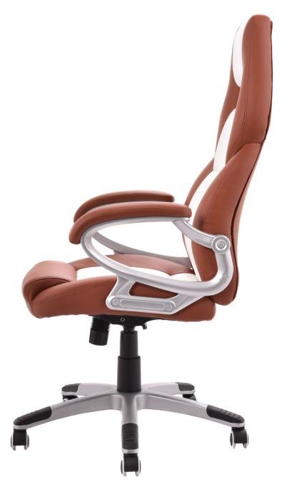 Silla de escritorio ejecutiva piel gamers 3 en for Precio silla escritorio