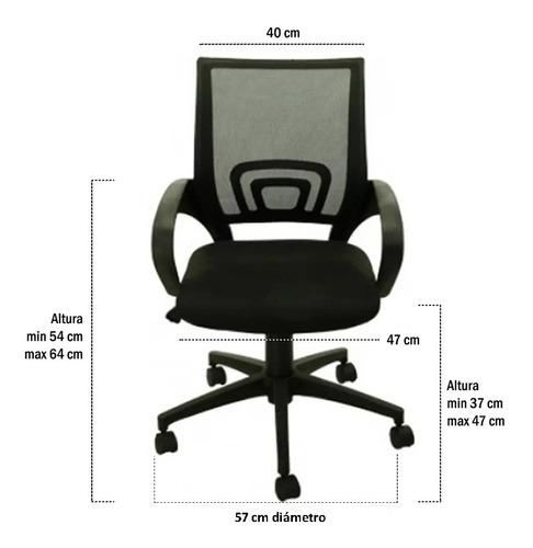 silla de escritorio escolar infantil chica baja niños pc