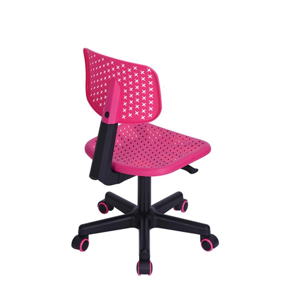 Silla de escritorio iwc rosa muebilia en for Sillas para el escritorio