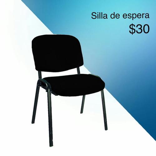 silla de espera