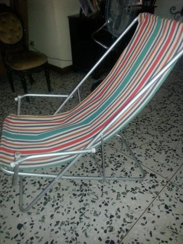 silla de extension playera
