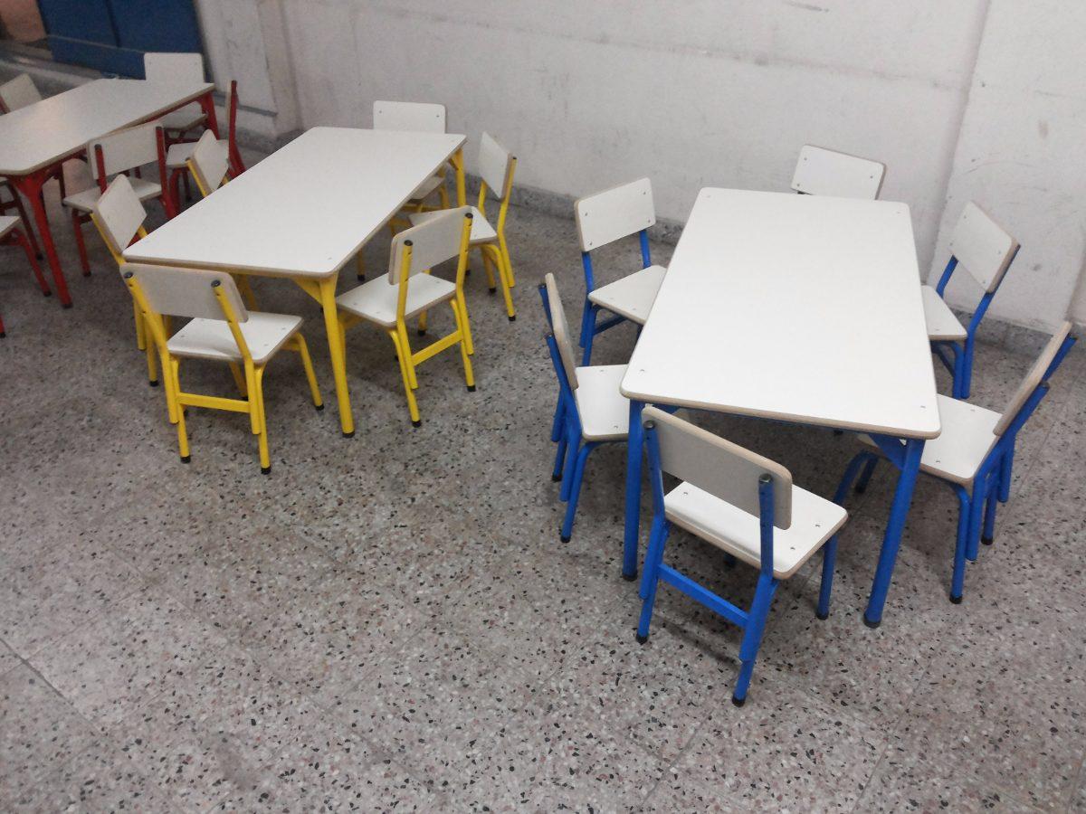 Silla De Jard N De Infantes Muebles Escolares 370 00 En  # Muebles Para Nivel Inicial