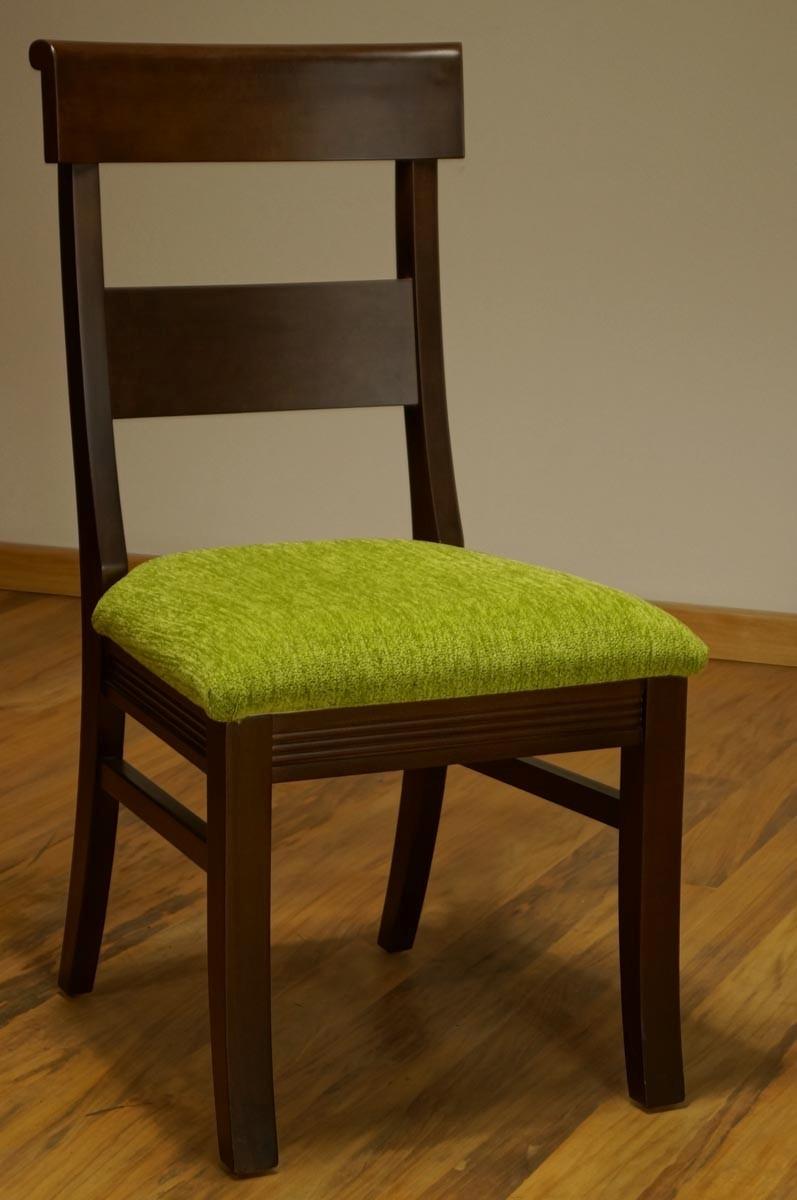 Sillas Muebles : Silla de madera burdeos casa bonita muebles