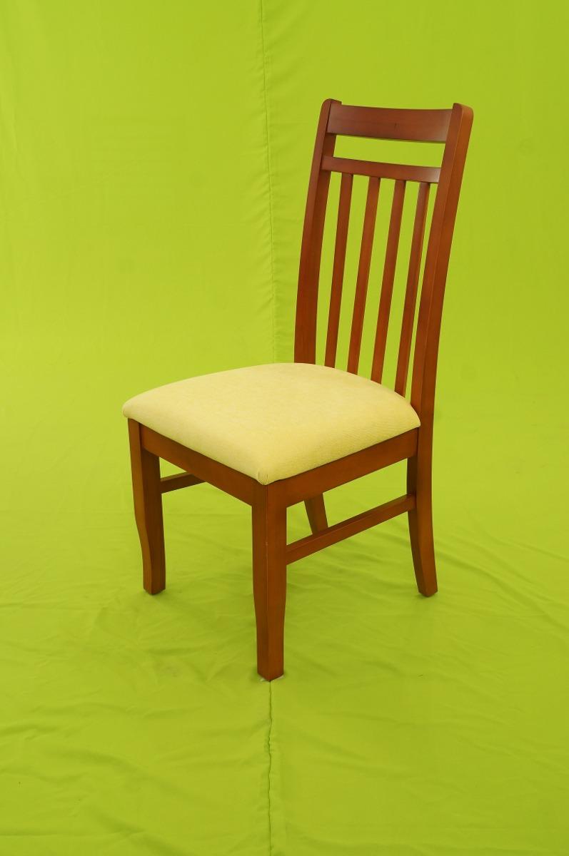 Silla de madera cadiz casa bonita muebles 2 en - Sillas para casa ...