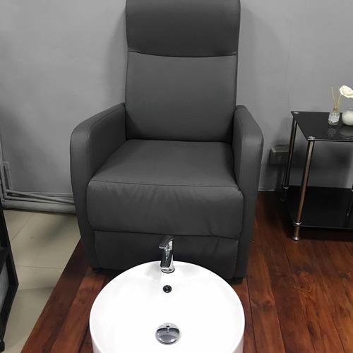 silla de manicurista en alquiler
