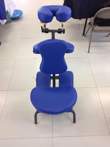 silla de masaje portatil shiatsu