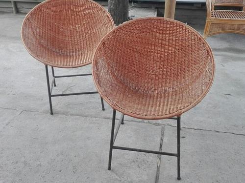 silla de mimbre nido primera calidad