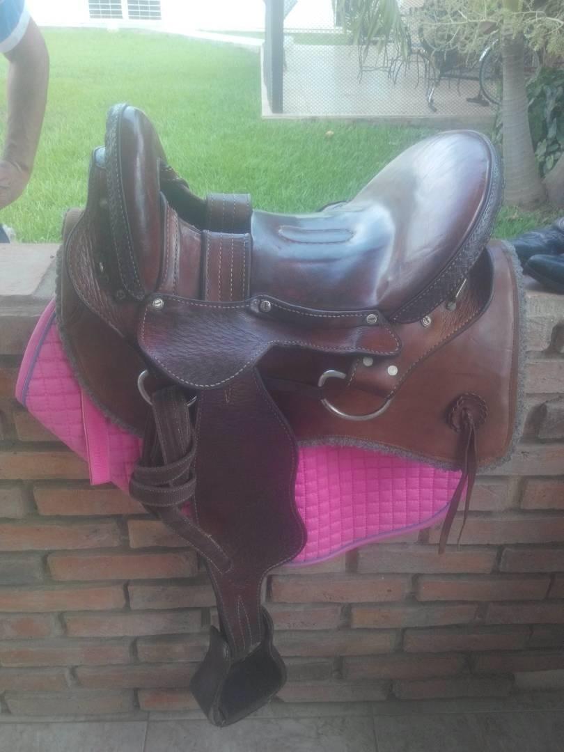 Silla de montar a caballo combo completo bs en mercado libre - Silla montar caballo ...