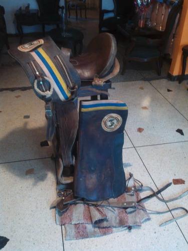 silla de montar caballo federación de coleo