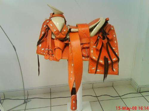 silla de montar  montura charra de resaque