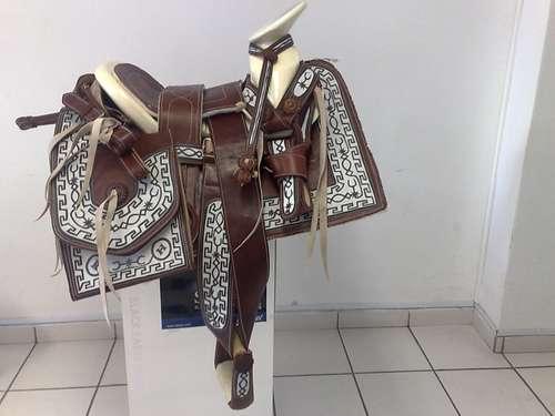 Silla de montar montura navajeada en fuste 15 lucete 5 en mercado libre - Silla montar caballo ...