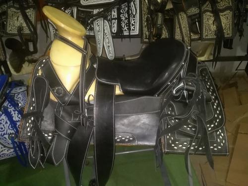 silla de montar,montura economica en fuste15
