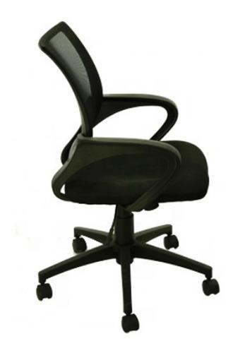 silla de oficina escritorio ejecutiva ergonomica bajo pc