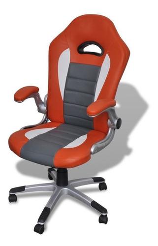 silla de oficina estilo carrera entrega de 7 a 12 dias