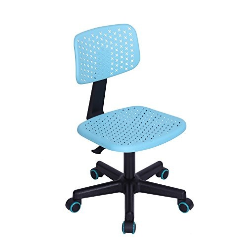 Silla De Oficina Furniturer Low-back Ajustable Para Niños ...