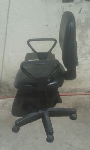 silla de oficina regulables 12 cuotas  cada una