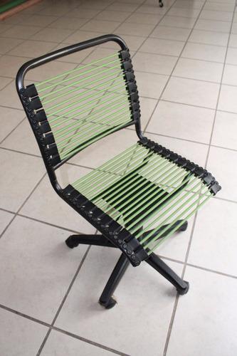 Silla de oficina tipo bungee 2 en mercado libre for Tipos de sillas de oficina