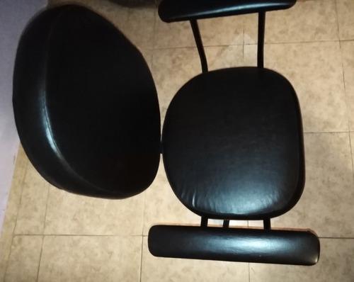 silla de peluquería barberia