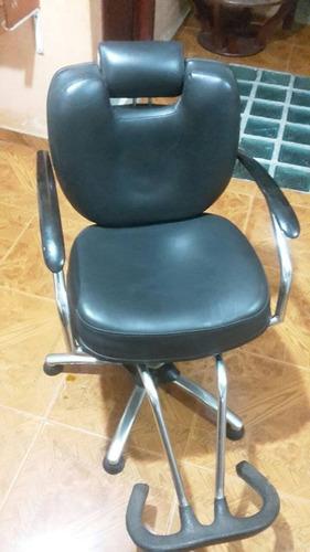 silla de peluqueria polidiseños
