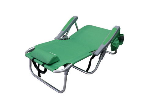 silla de playa aluminio tipo tommy bahama mochila c/accesori