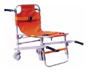 silla de rescate para traslados ambulancia simulacros urgenc