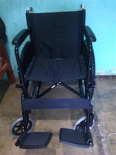 silla de rueda clinica