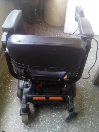 silla de rueda eléctrica usada.