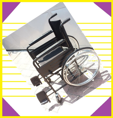 silla de rueda liviana como aluminioº